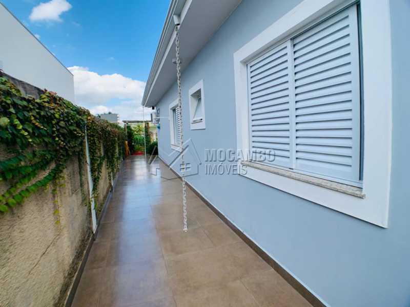Corredor  - Casa em Condomínio 3 quartos à venda Itatiba,SP - R$ 850.000 - FCCN30538 - 9