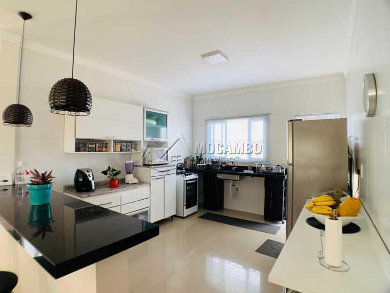 Cozinha - Casa em Condomínio 3 quartos à venda Itatiba,SP - R$ 850.000 - FCCN30538 - 12