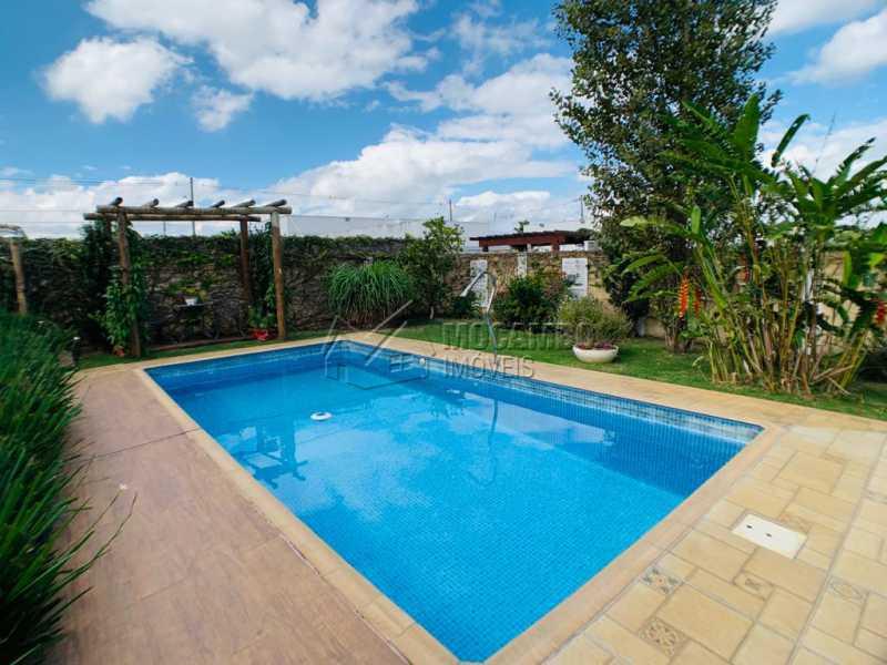 Piscina - Casa em Condomínio 3 quartos à venda Itatiba,SP - R$ 850.000 - FCCN30538 - 5