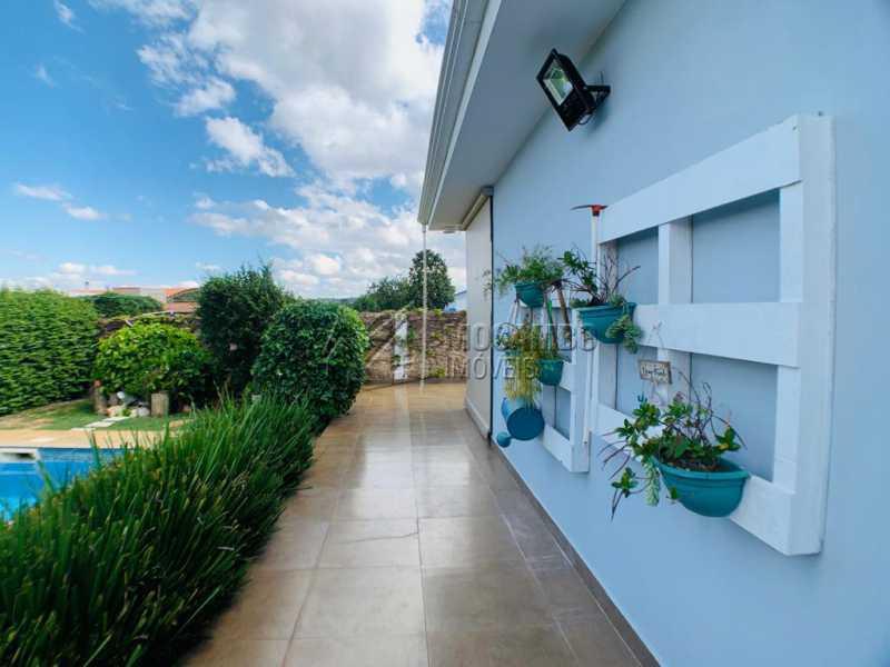 Corredor - Casa em Condomínio 3 quartos à venda Itatiba,SP - R$ 850.000 - FCCN30538 - 10