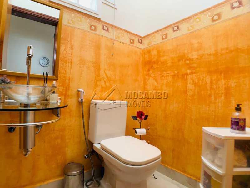 Lavabo  - Casa em Condomínio 3 quartos à venda Itatiba,SP - R$ 850.000 - FCCN30538 - 14