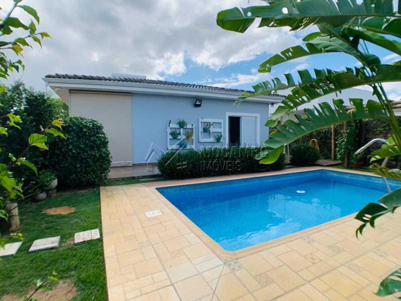Piscina - Casa em Condomínio 3 quartos à venda Itatiba,SP - R$ 850.000 - FCCN30538 - 3