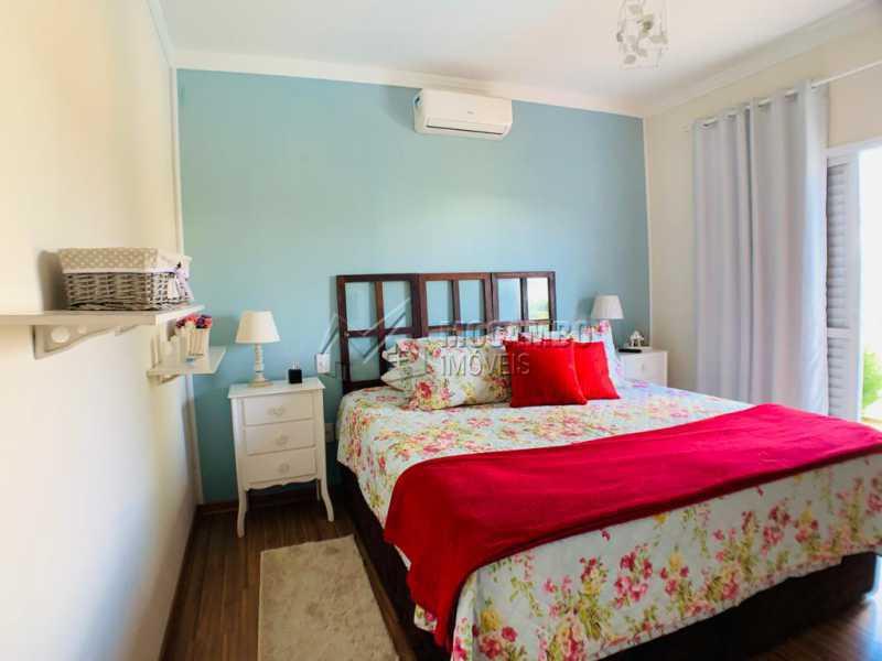 Suíte - Casa em Condomínio 3 quartos à venda Itatiba,SP - R$ 850.000 - FCCN30538 - 21