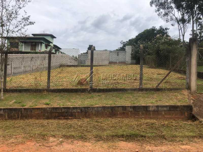 Terreno - Terreno 1000m² à venda Rua Benedito Soares de Toledo,Itatiba,SP - R$ 195.000 - FCUF01455 - 1