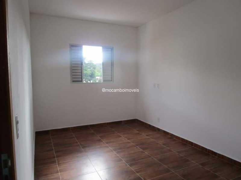 Dormitório  - Casa 2 quartos à venda Itatiba,SP - R$ 266.000 - FCCA21479 - 3