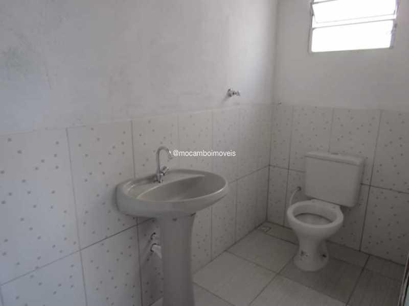 Banheiro  - Casa 2 quartos à venda Itatiba,SP - R$ 266.000 - FCCA21479 - 4