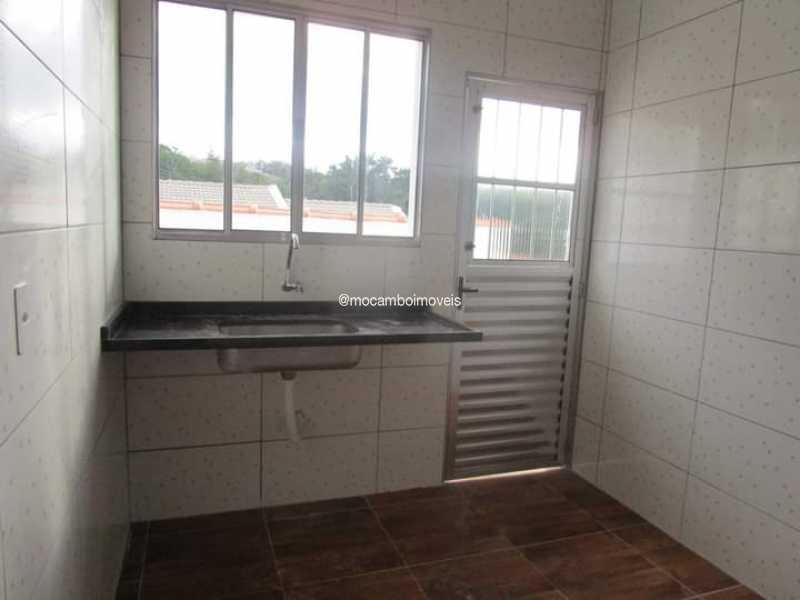 Cozinha - Casa 2 quartos à venda Itatiba,SP - R$ 266.000 - FCCA21479 - 7
