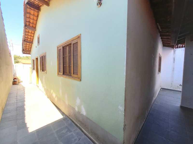 Corredor Lateral e Fundos - Casa 3 quartos à venda Itatiba,SP - R$ 477.000 - FCCA31468 - 17