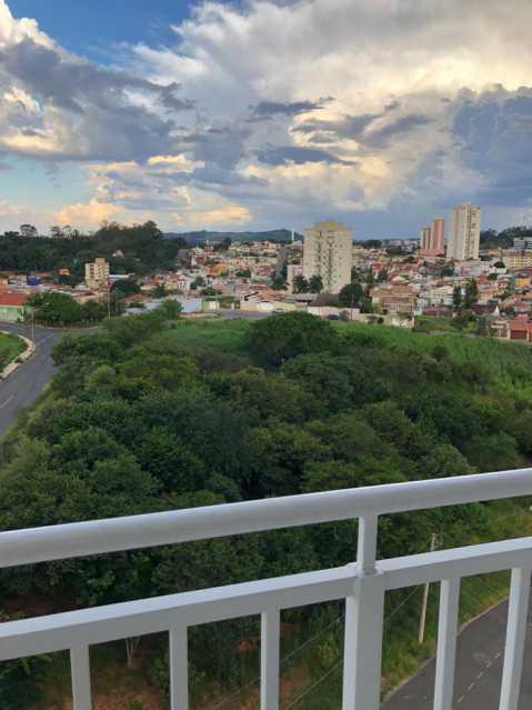 Itatiba Hill Alta Vista - Apartamento 2 quartos à venda Itatiba,SP - R$ 305.000 - FCAP21267 - 7