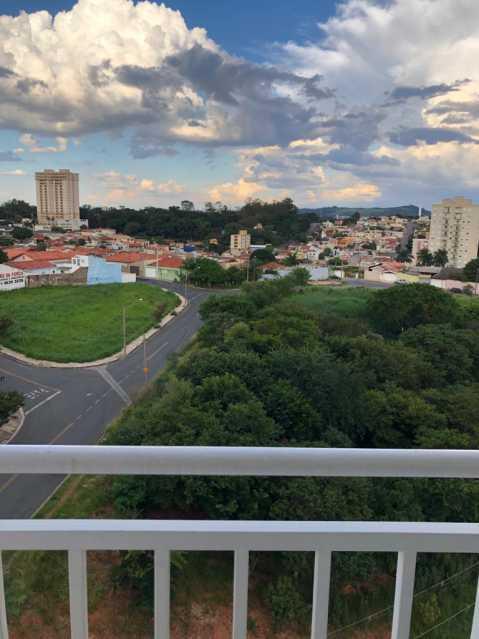 Itatiba Hill Alta Vista - Apartamento 2 quartos à venda Itatiba,SP - R$ 305.000 - FCAP21267 - 8