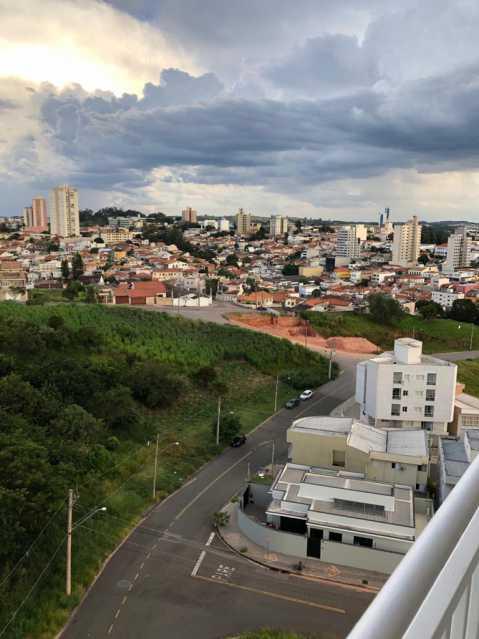 Itatiba Hill Alta Vista - Apartamento 2 quartos à venda Itatiba,SP - R$ 305.000 - FCAP21267 - 9