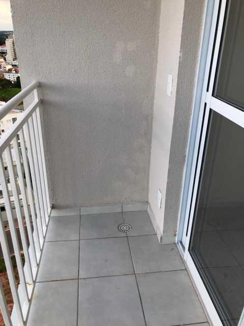 Itatiba Hill Alta Vista - Apartamento 2 quartos à venda Itatiba,SP - R$ 305.000 - FCAP21267 - 11