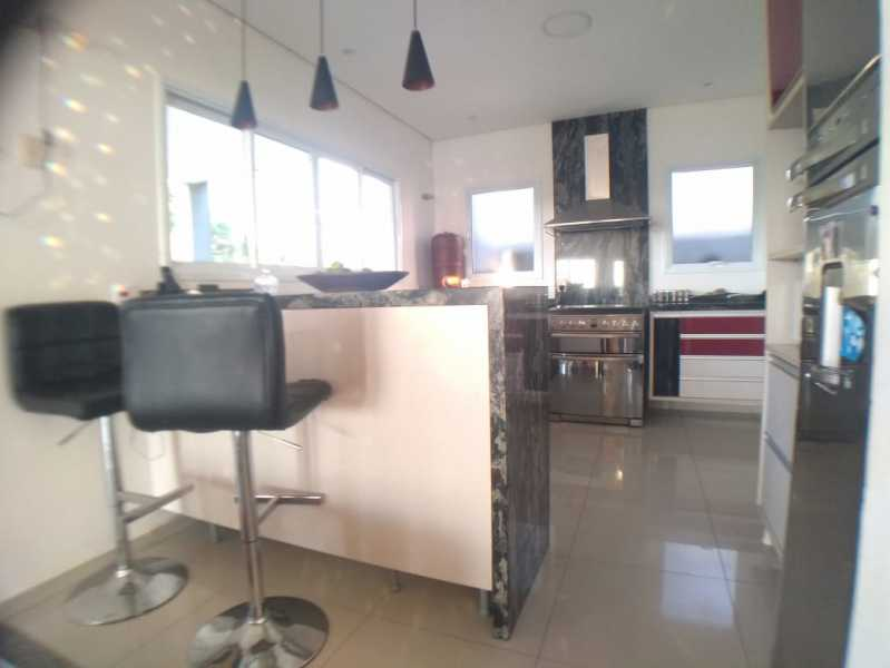Cozinha - Casa em Condomínio 3 quartos à venda Itatiba,SP - R$ 950.000 - FCCN30539 - 5