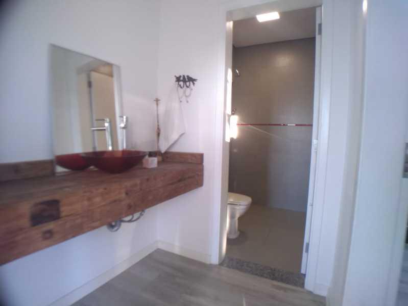 Banheiro 2 - Casa em Condomínio 3 quartos à venda Itatiba,SP - R$ 950.000 - FCCN30539 - 12