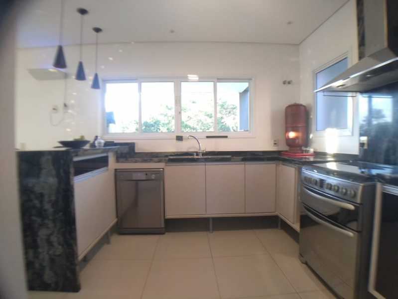 Cozinha - Casa em Condomínio 3 quartos à venda Itatiba,SP - R$ 950.000 - FCCN30539 - 1