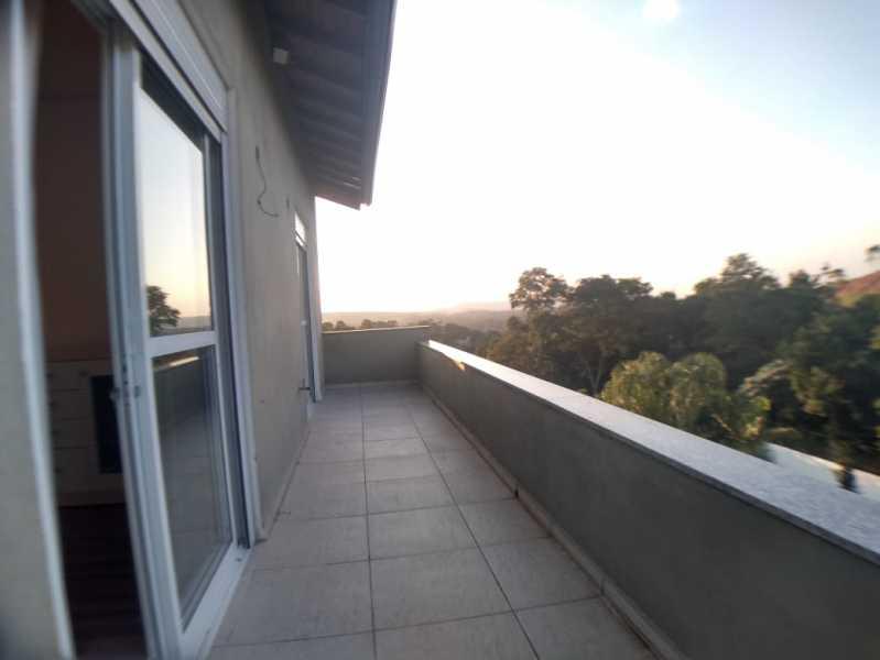 Sacada - Casa em Condomínio 3 quartos à venda Itatiba,SP - R$ 950.000 - FCCN30539 - 13