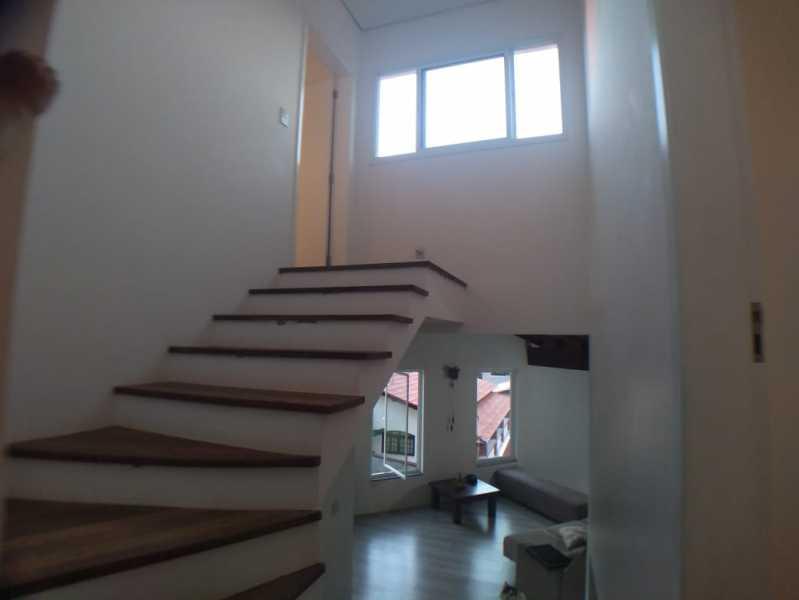 Escada acesso piso superior - Casa em Condomínio 3 quartos à venda Itatiba,SP - R$ 950.000 - FCCN30539 - 22