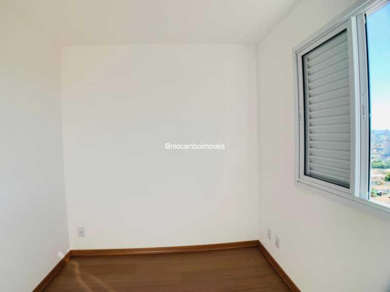 Dormitório  - Apartamento 2 quartos à venda Itatiba,SP - R$ 225.000 - FCAP21268 - 9