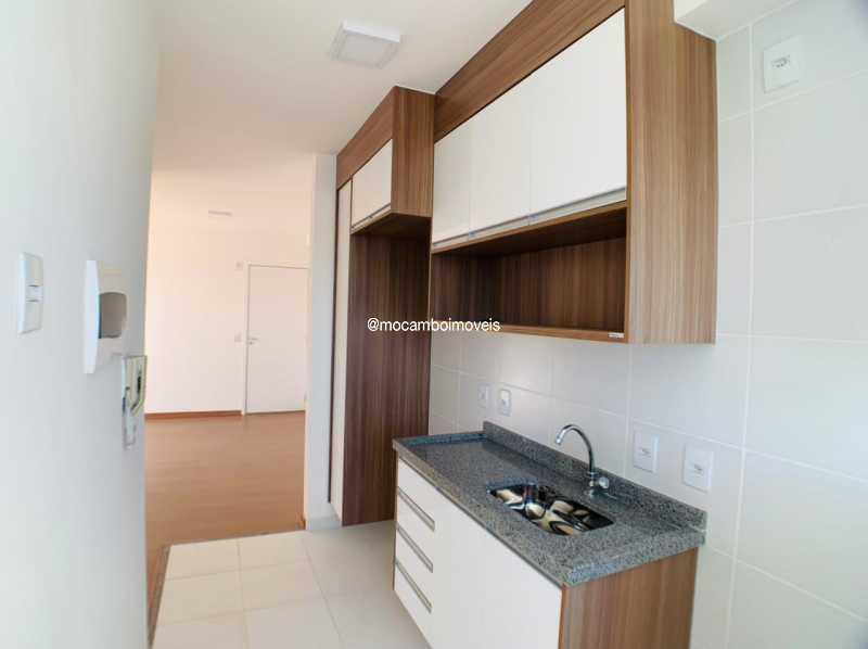 Cozinha - Apartamento 2 quartos à venda Itatiba,SP - R$ 225.000 - FCAP21268 - 1