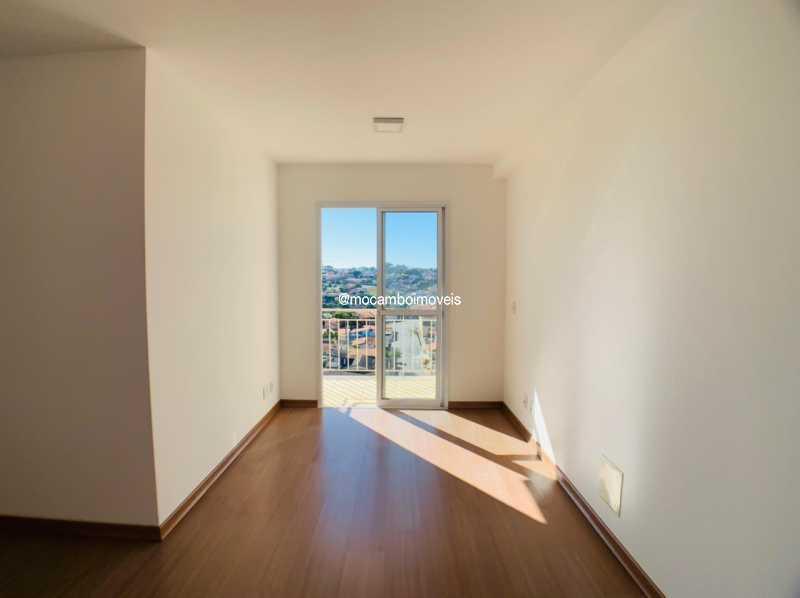 Sala - Apartamento 2 quartos à venda Itatiba,SP - R$ 225.000 - FCAP21268 - 5