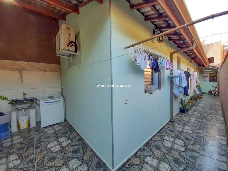 Quintal - Casa 3 quartos à venda Itatiba,SP - R$ 290.000 - FCCA31470 - 13