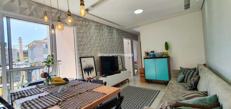 1 - Apartamento 2 quartos à venda Itatiba,SP - R$ 220.000 - FCAP21272 - 1