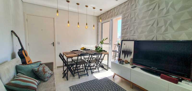 2 - Apartamento 2 quartos à venda Itatiba,SP - R$ 220.000 - FCAP21272 - 3