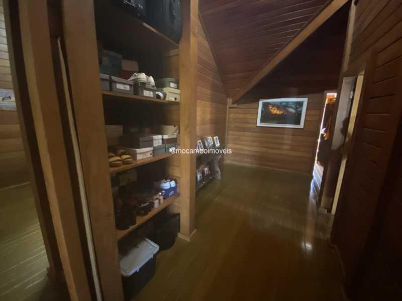 Closet - Chácara à venda Itatiba,SP - R$ 1.200.000 - FCCH40034 - 7