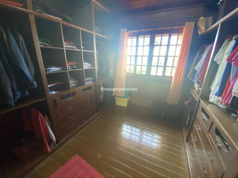 Closet - Chácara à venda Itatiba,SP - R$ 1.200.000 - FCCH40034 - 8