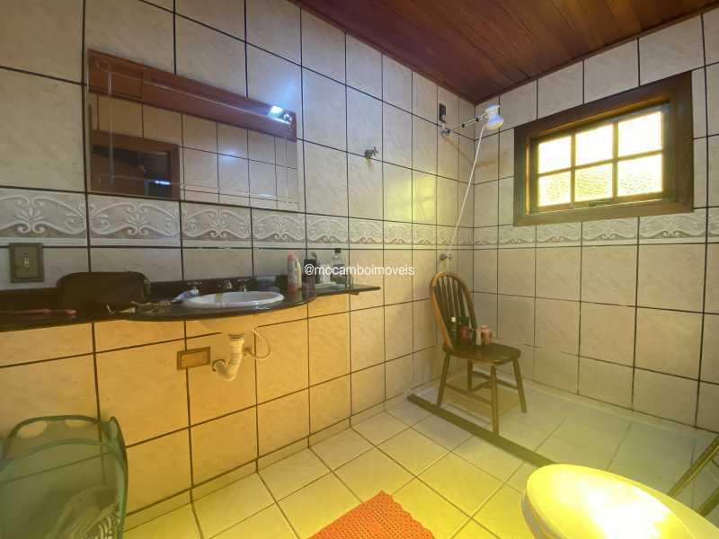 Banheiro - Chácara à venda Itatiba,SP - R$ 1.200.000 - FCCH40034 - 9