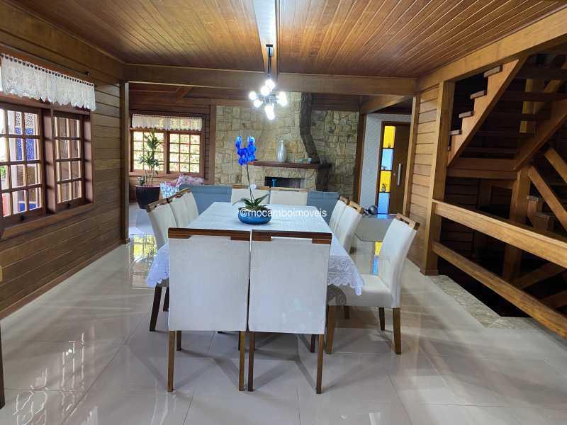 Sala de jantar - Chácara à venda Itatiba,SP - R$ 1.200.000 - FCCH40034 - 14