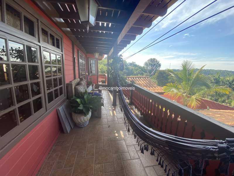 Varanda - Chácara à venda Itatiba,SP - R$ 1.200.000 - FCCH40034 - 15