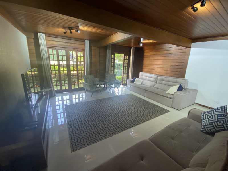 Sala de TV - Chácara à venda Itatiba,SP - R$ 1.200.000 - FCCH40034 - 16
