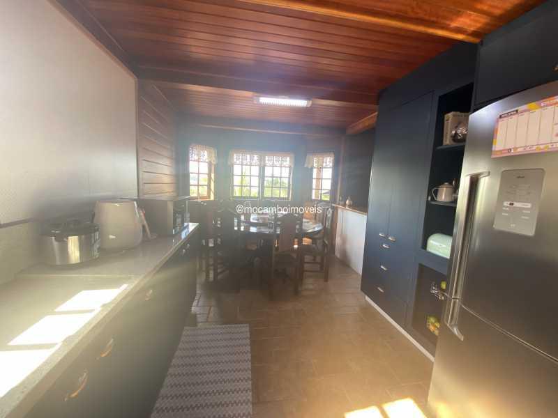 Cozinha - Chácara à venda Itatiba,SP - R$ 1.200.000 - FCCH40034 - 17