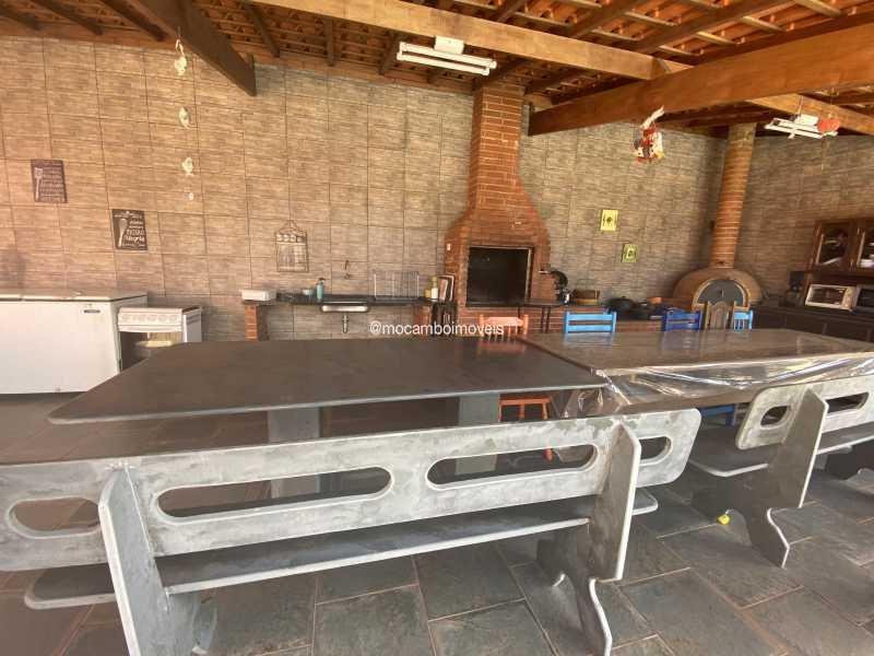Área gourmet - Chácara à venda Itatiba,SP - R$ 1.200.000 - FCCH40034 - 4