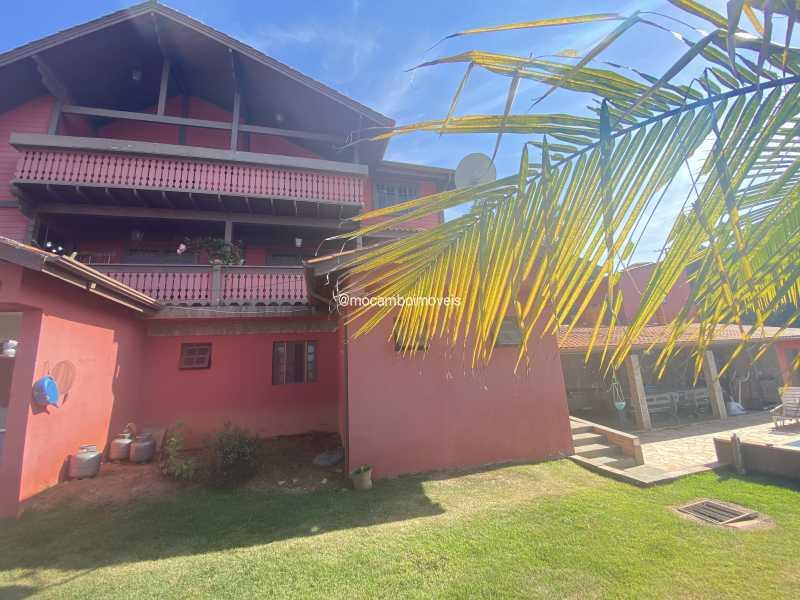 Fachada - Chácara à venda Itatiba,SP - R$ 1.200.000 - FCCH40034 - 22
