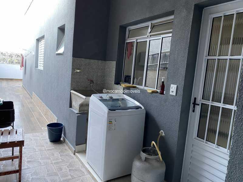 Área de serviço - Casa 2 quartos à venda Itatiba,SP - R$ 300.000 - FCCA21485 - 8