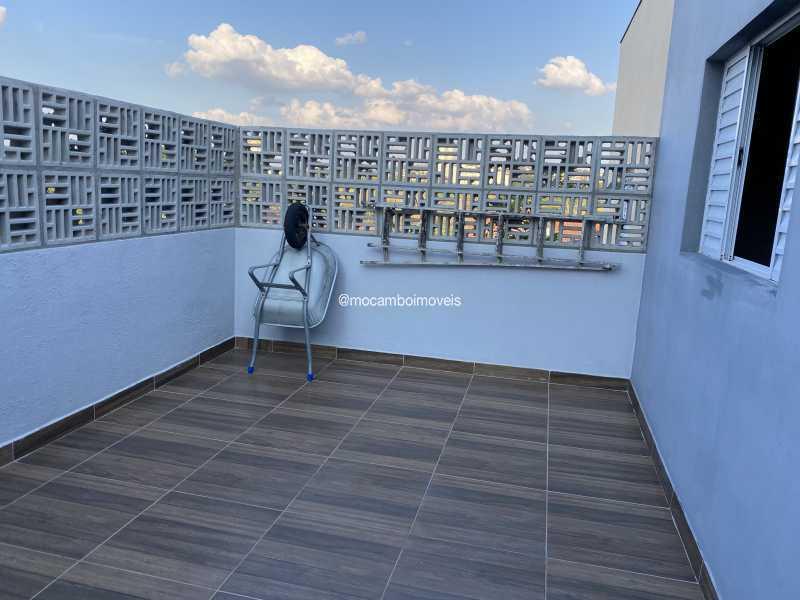 Quintal - Casa 2 quartos à venda Itatiba,SP - R$ 300.000 - FCCA21485 - 10