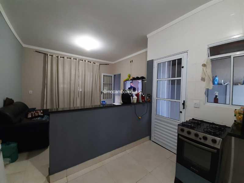 Cozinha - Casa 2 quartos à venda Itatiba,SP - R$ 300.000 - FCCA21485 - 5