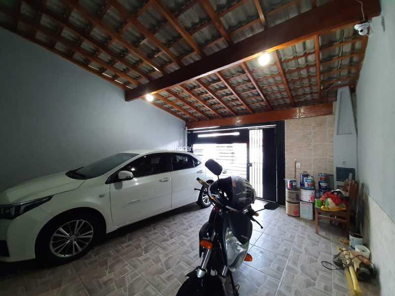 Garagem - Casa 2 quartos à venda Itatiba,SP - R$ 300.000 - FCCA21485 - 11