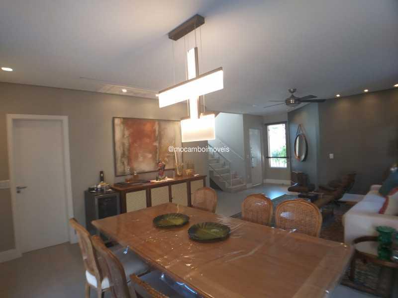 Sala - Casa em Condomínio 3 quartos à venda Itatiba,SP - R$ 940.000 - FCCN30540 - 1