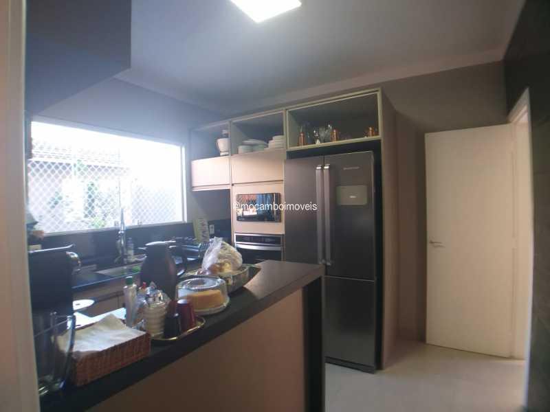 Cozinha - Casa em Condomínio 3 quartos à venda Itatiba,SP - R$ 940.000 - FCCN30540 - 6