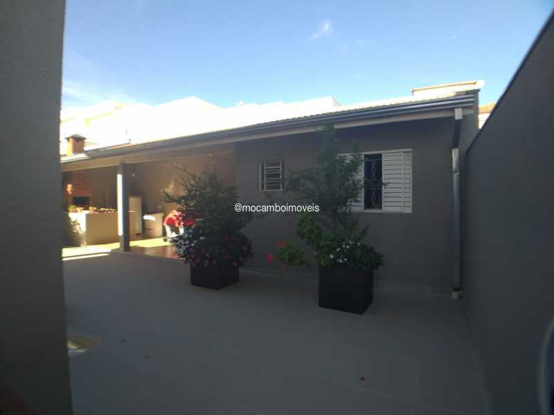 Quarto -Banheiro externo - Casa em Condomínio 3 quartos à venda Itatiba,SP - R$ 940.000 - FCCN30540 - 11
