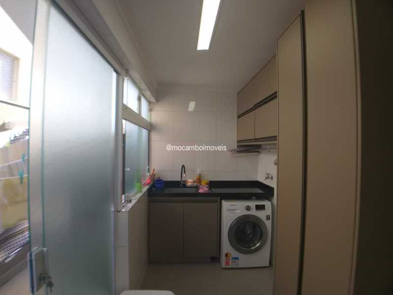 Lavanderia - Casa em Condomínio 3 quartos à venda Itatiba,SP - R$ 940.000 - FCCN30540 - 7