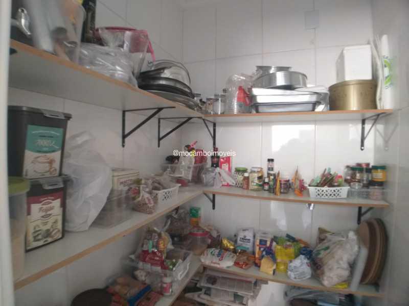 Dispensa - Casa em Condomínio 3 quartos à venda Itatiba,SP - R$ 940.000 - FCCN30540 - 8