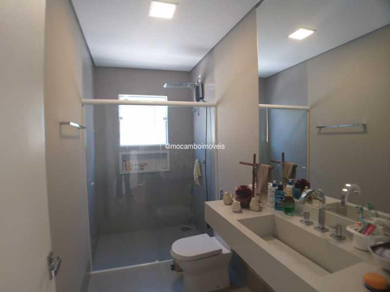 Banheiro Suíte - Casa em Condomínio 3 quartos à venda Itatiba,SP - R$ 940.000 - FCCN30540 - 20