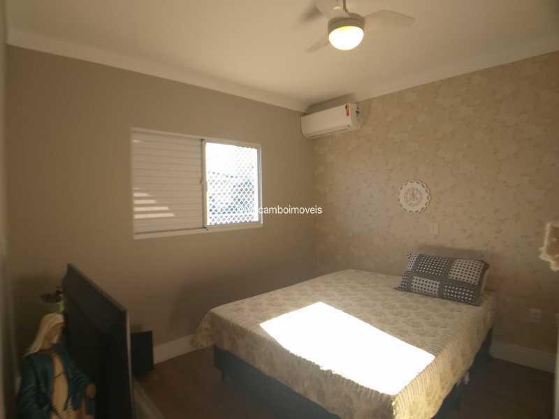Quarto - Piso Superior - Casa em Condomínio 3 quartos à venda Itatiba,SP - R$ 940.000 - FCCN30540 - 12