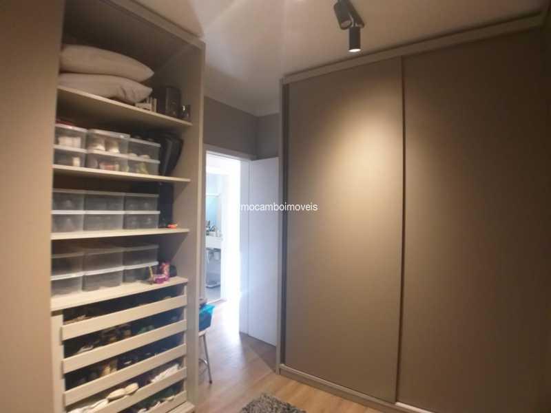 Closet - Casa em Condomínio 3 quartos à venda Itatiba,SP - R$ 940.000 - FCCN30540 - 17