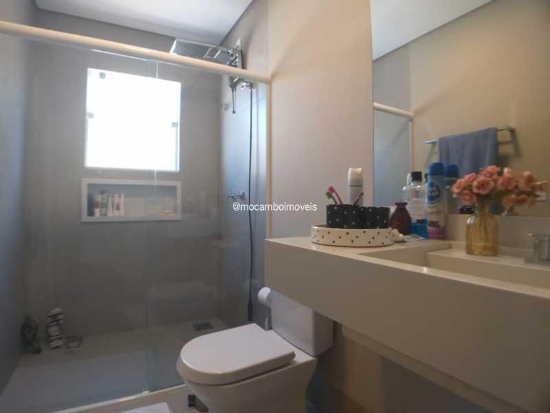 Banheiro Suíte - Casa em Condomínio 3 quartos à venda Itatiba,SP - R$ 940.000 - FCCN30540 - 21