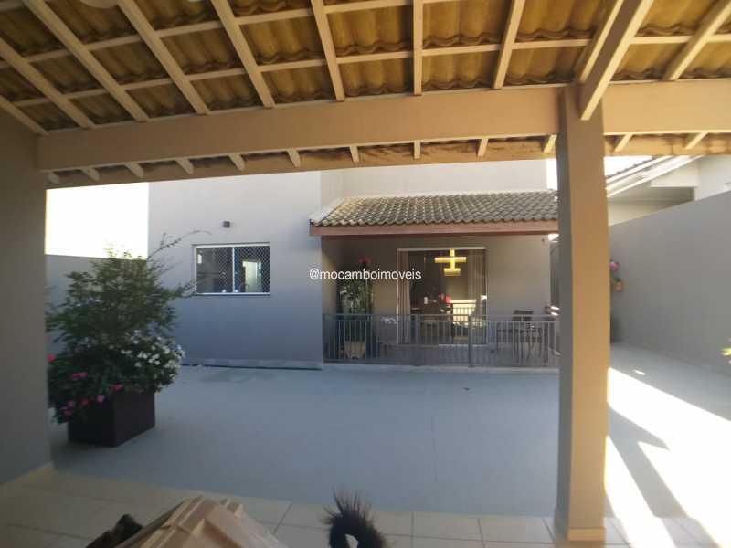 Quintal - Casa em Condomínio 3 quartos à venda Itatiba,SP - R$ 940.000 - FCCN30540 - 10